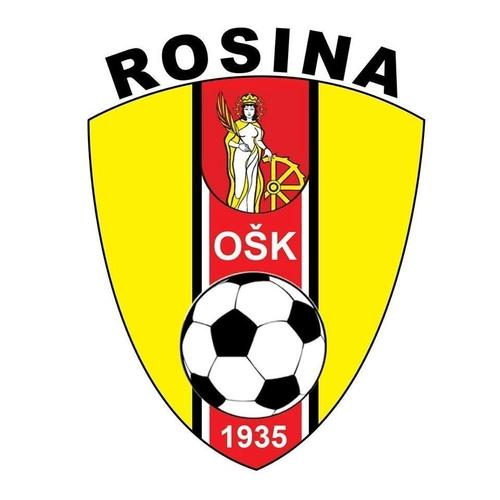 42b888c100cda OŠK Rosina | OŠK Rosina | Futbalnet - všetky góly v jednej sieti